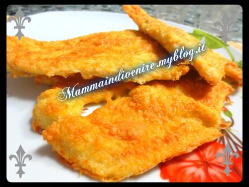 cotolette al forno con panatura al formaggio super gustosa